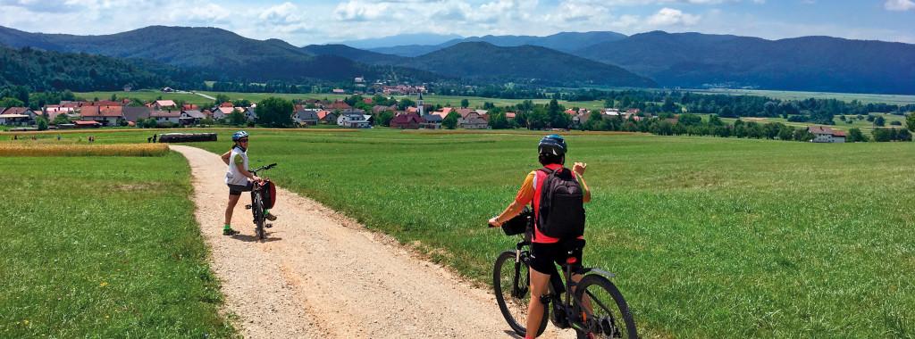 Slovenia bici